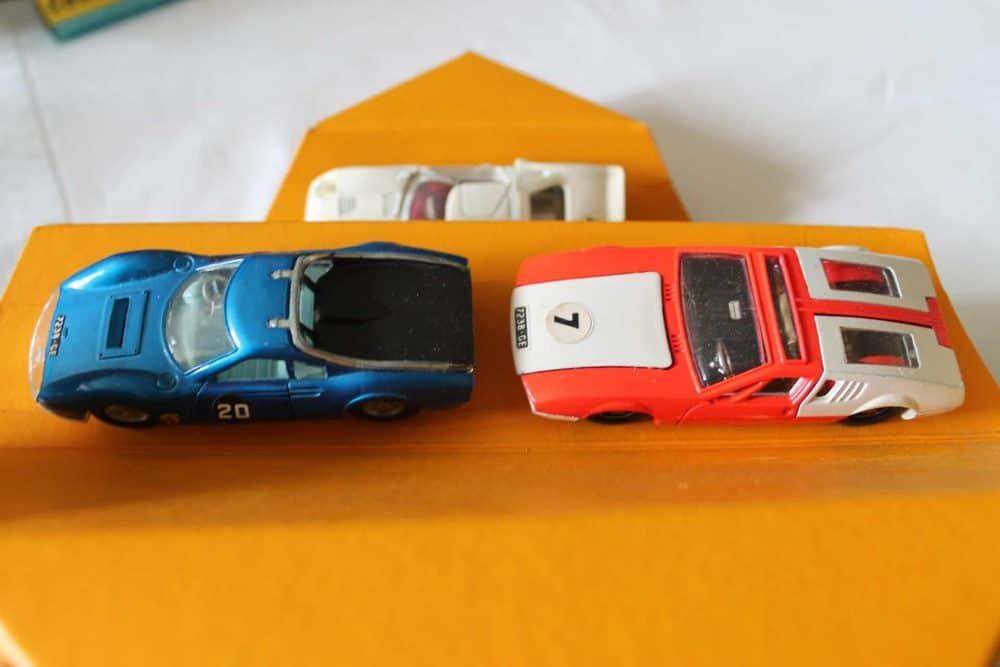 Corgi Toys 318 Lotus Elan S 2-top