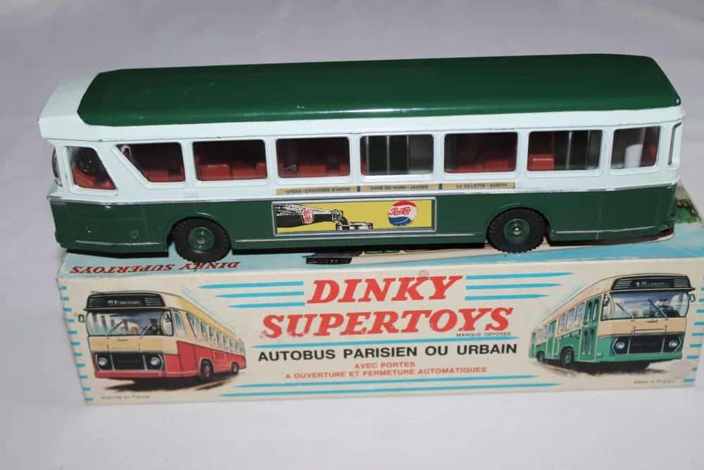 French Dinky Toys 889 Berliet Paris Autobus
