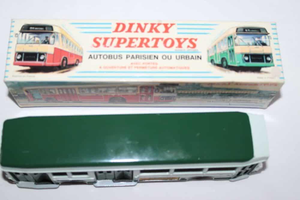 French Dinky Toys 889 Berliet Paris Autobus-top