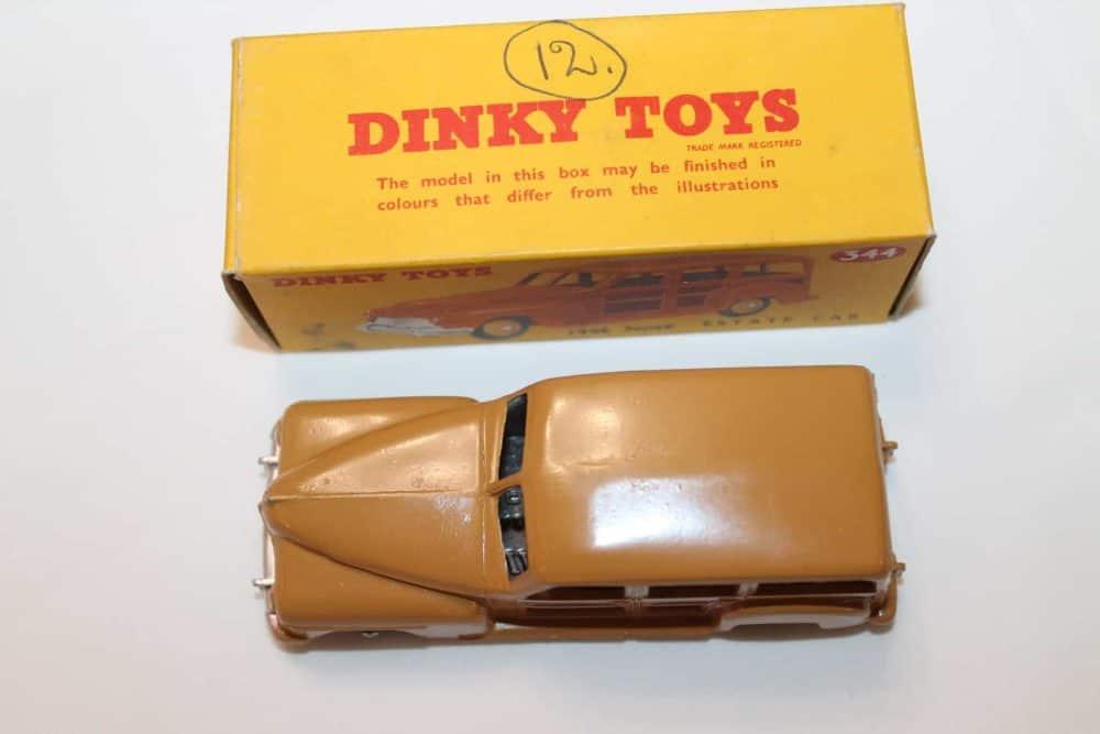 Dinky Toys 344 Estate Car-top