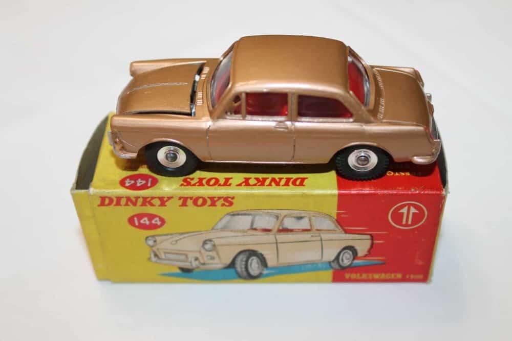 Dinky Toys 144 Volkswagen 1500