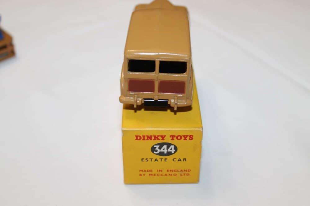 Dinky Toys 344 Estate Car-back
