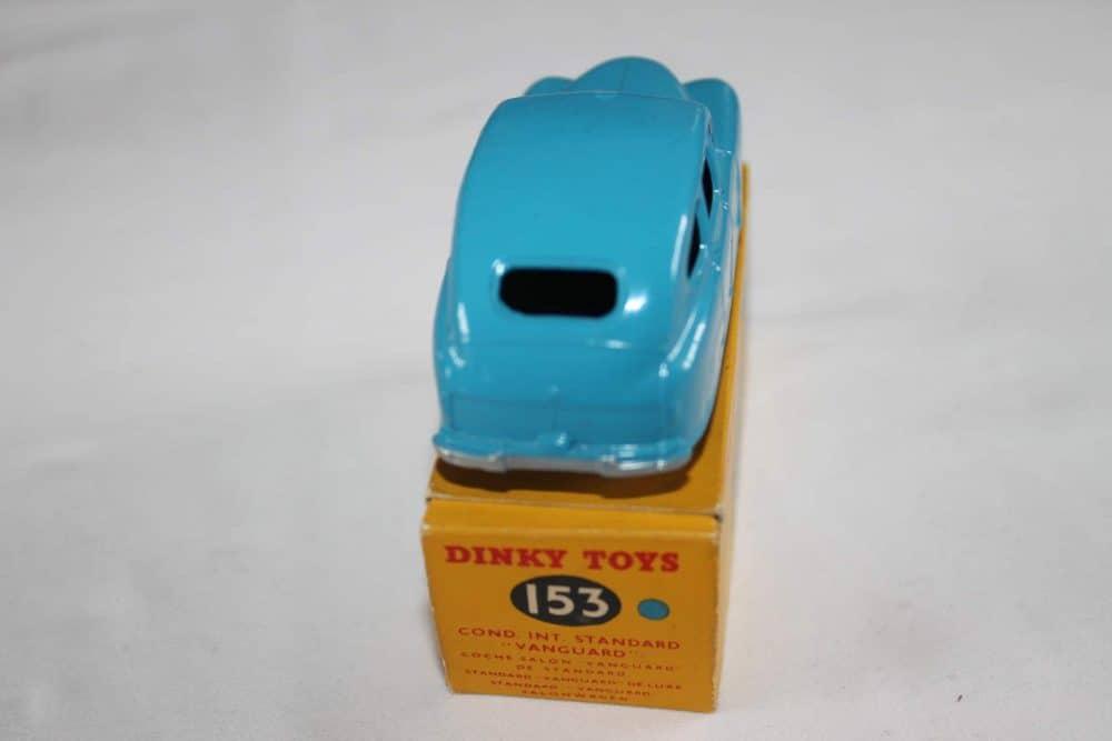 Dinky Toys 153 Standard Vanguard-back