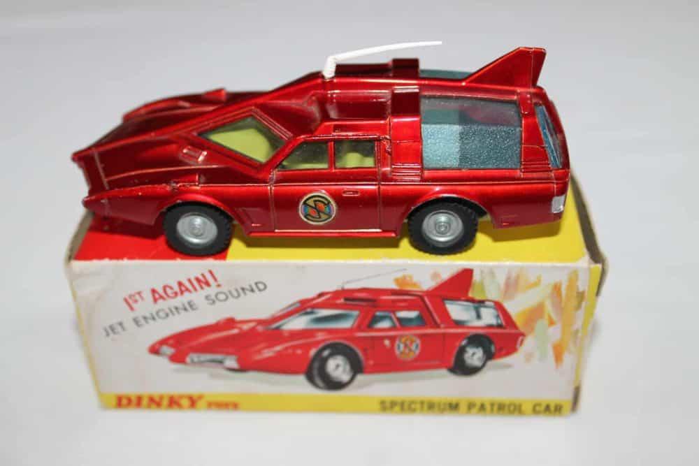Dinky Toys 103 Spectrum Patrol Car