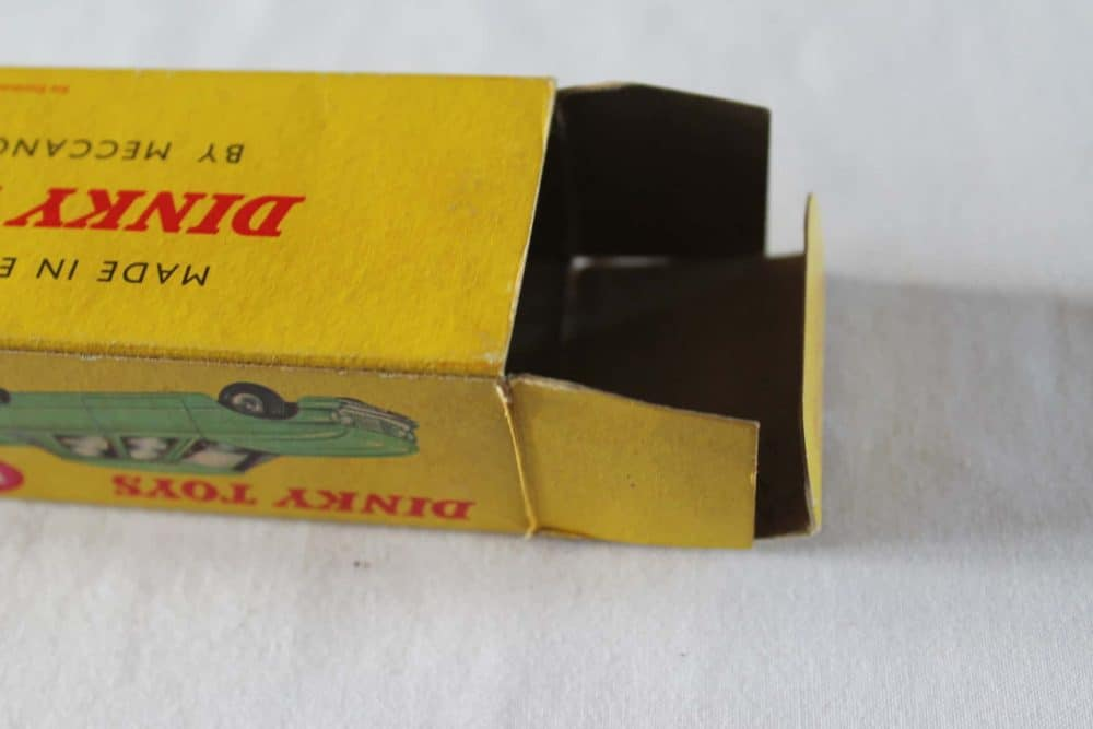 Dinky Toys 148 Ford Fairlane. Rare South African Box Only-box5