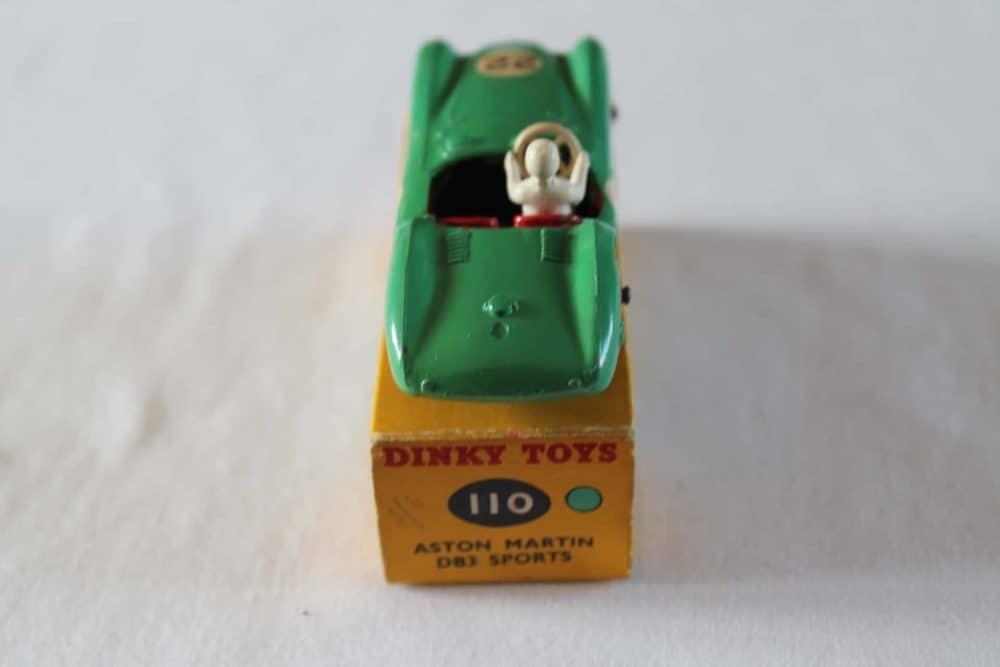 Dinky Toys 110 Aston Martin DB3 Sports-back