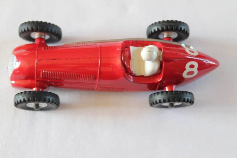 Dinky Toys 232 Alfa Romeo-top