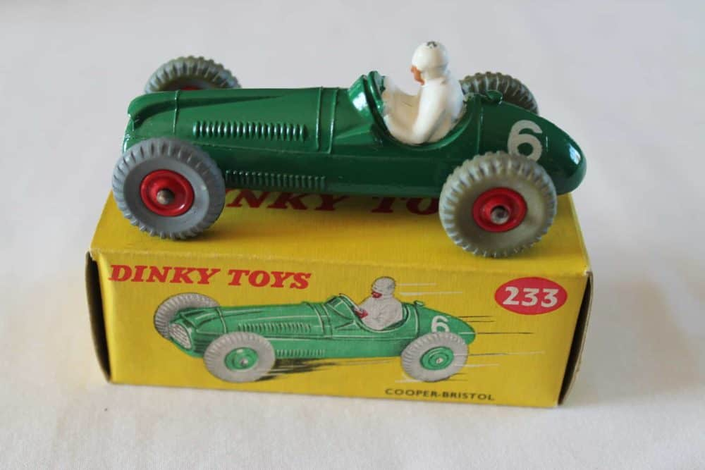 Dinky Toys 233 Cooper Bristol Racing Car