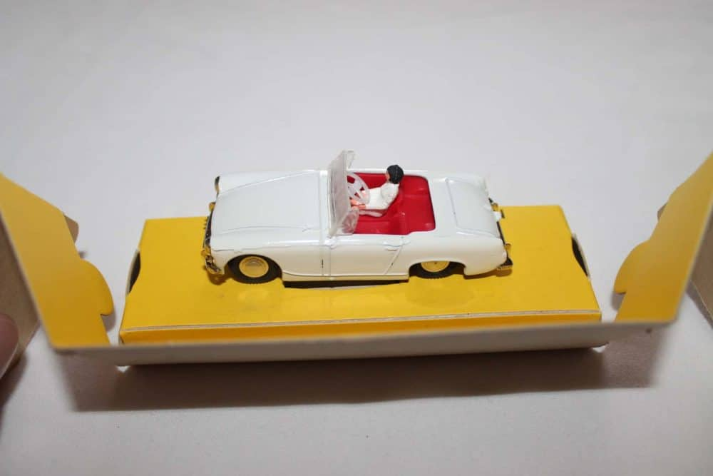 Spot-On Toys N102 Austin Healey Sprite New Zealand Issue-side