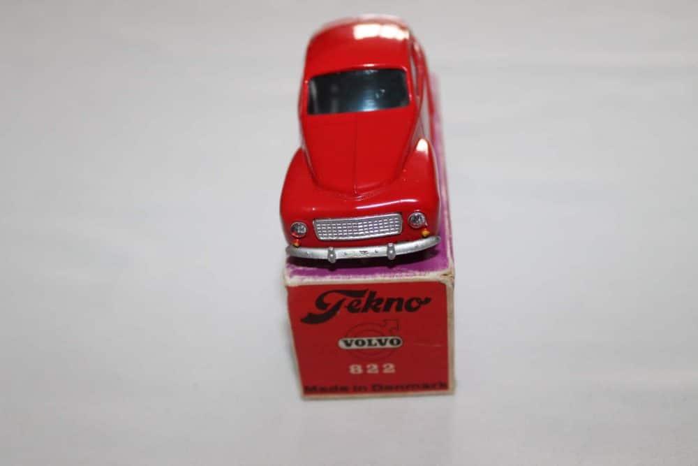 Tekno Toys 822 Volvo PV 544-front