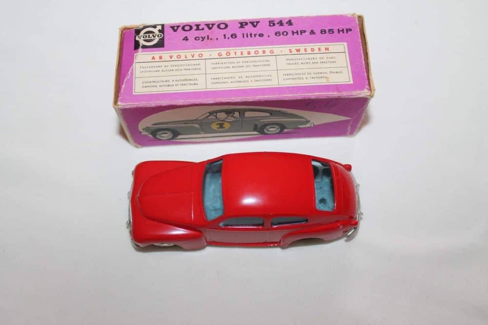 Tekno Toys 822 Volvo PV 544-top