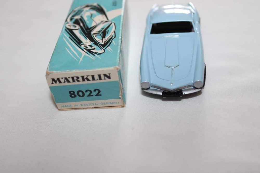 Marklin Toys 8022 BMW-507-front