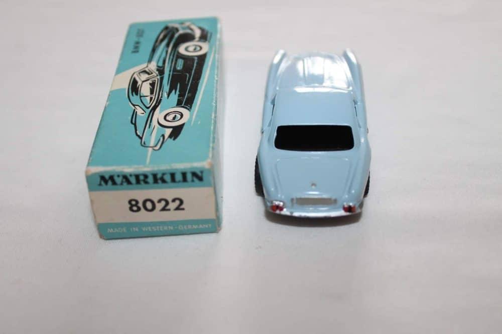 Marklin Toys 8022 BMW-507-back