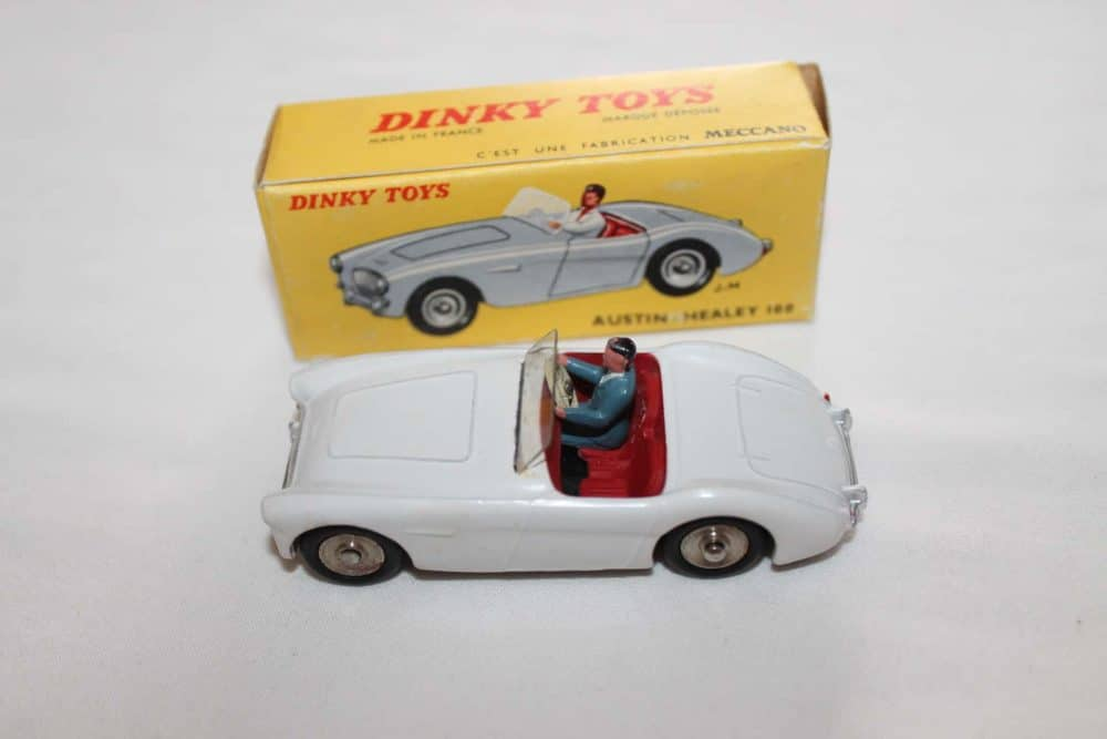 French Dinky Toys 546 Austin Healey 100