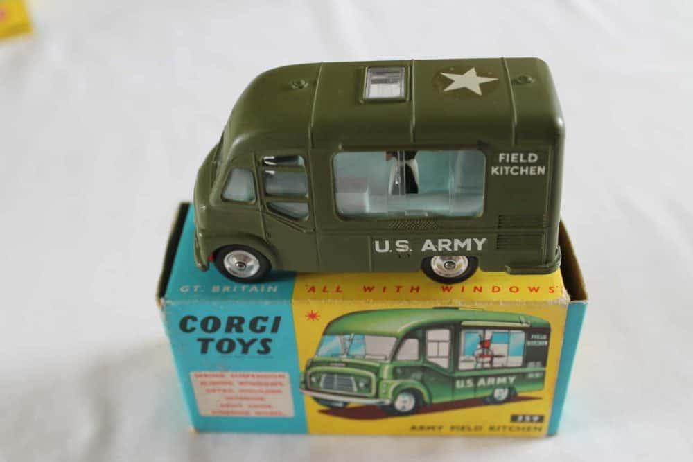Corgi Toys 359 Army Field Kitchen