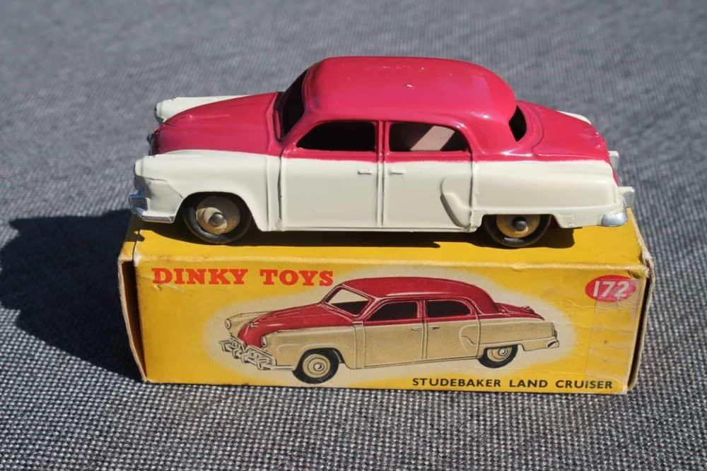Dinky Toys 172 Studebaker Land Cruiser Highline Rare
