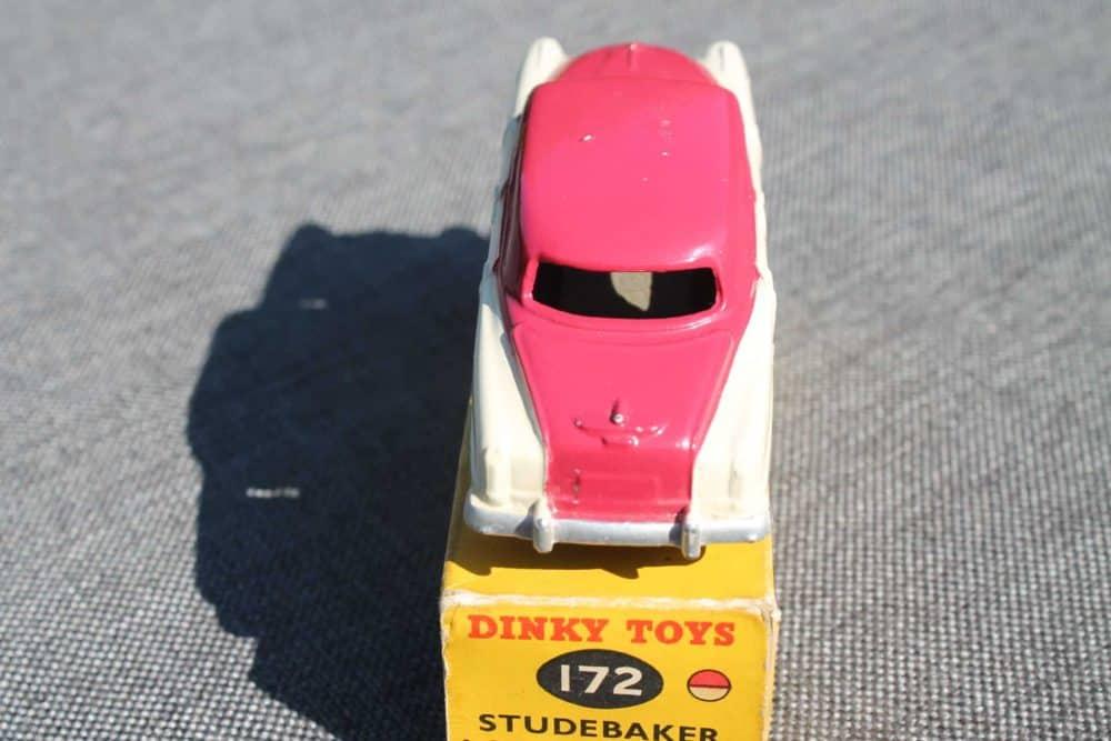 Dinky Toys 172 Studebaker Land Cruiser Highline Rare-back