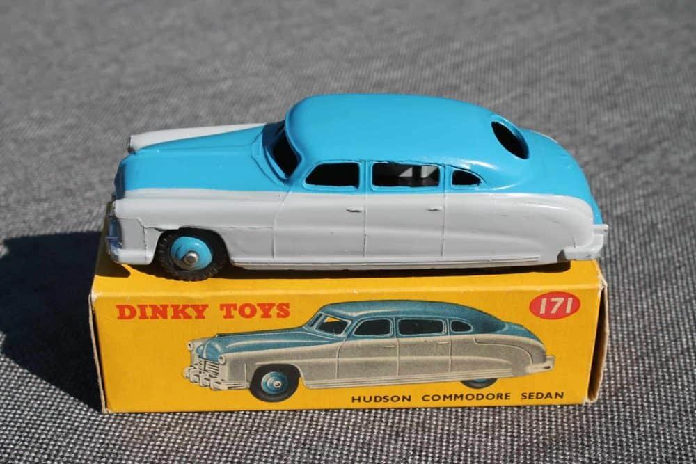 Dinky Toys 171 Hudson Commodore Highline Sedan Highline