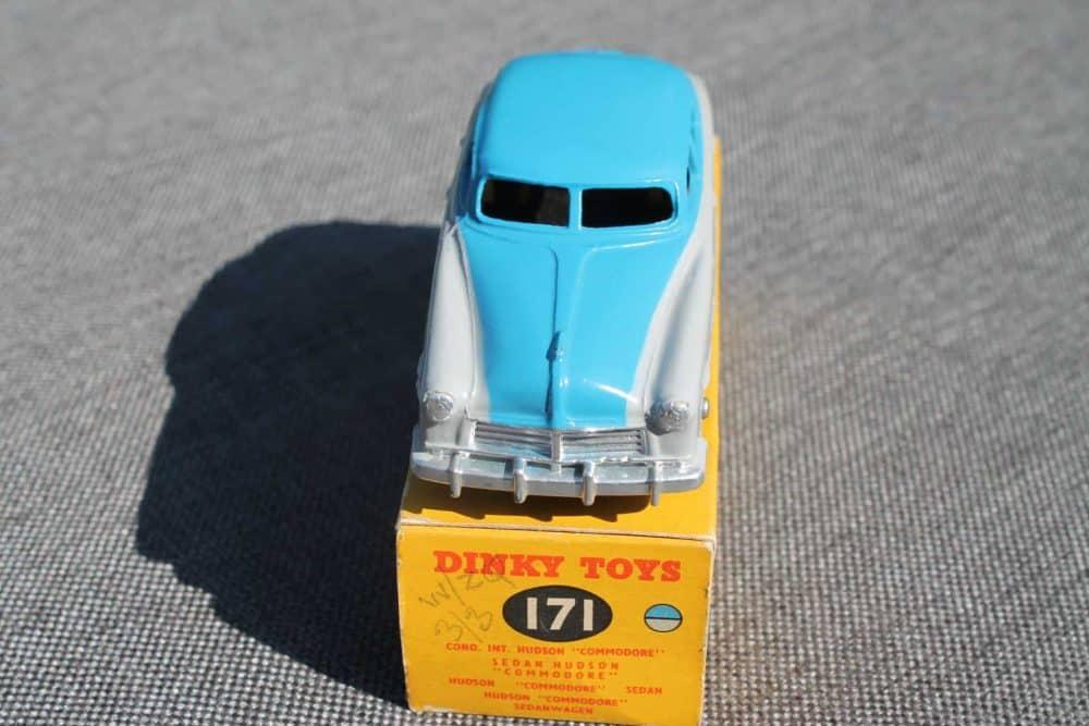 Dinky Toys 171 Hudson Commodore Highline Sedan Highline-front
