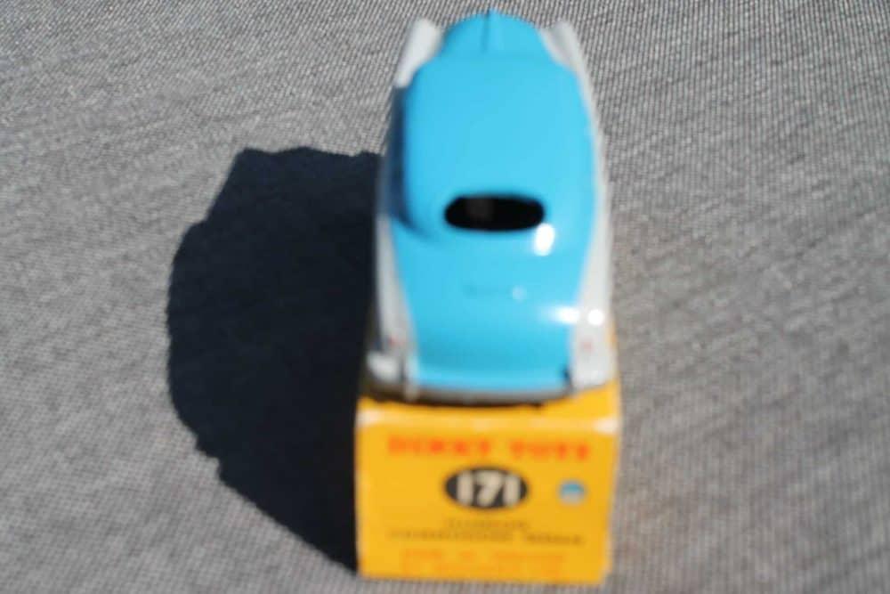 Dinky Toys 171 Hudson Commodore Highline Sedan Highline-back
