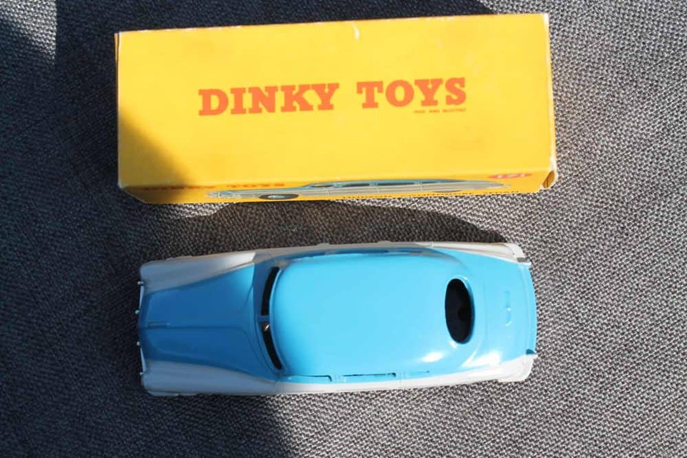 Dinky Toys 171 Hudson Commodore Highline Sedan Highline-top