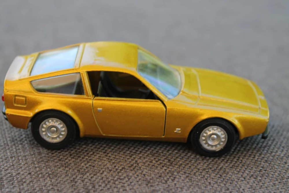 Solido Toys 183 Alfa Romeo Zagoto-rightside