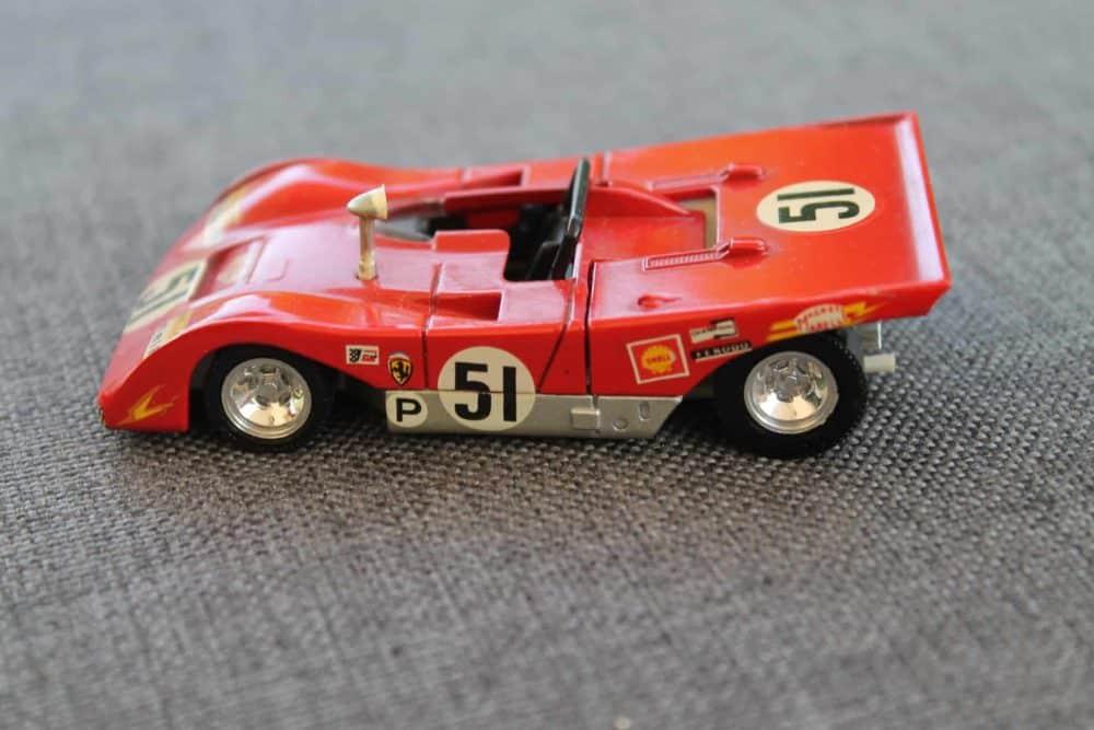 Solido Toys 194 Ferrari 312 PB-leftside