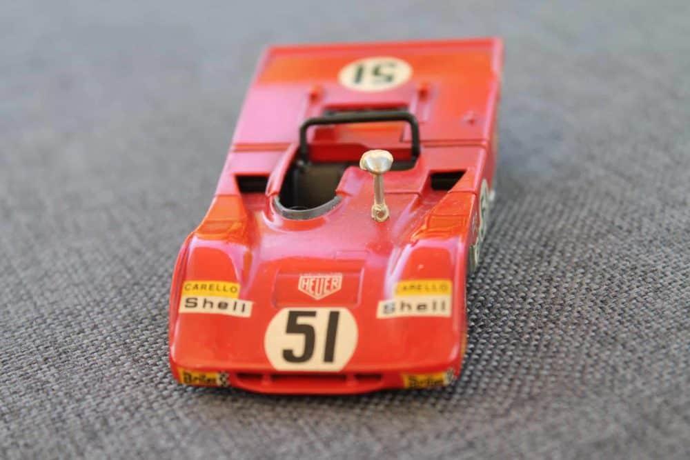 Solido Toys 194 Ferrari 312 PB-front