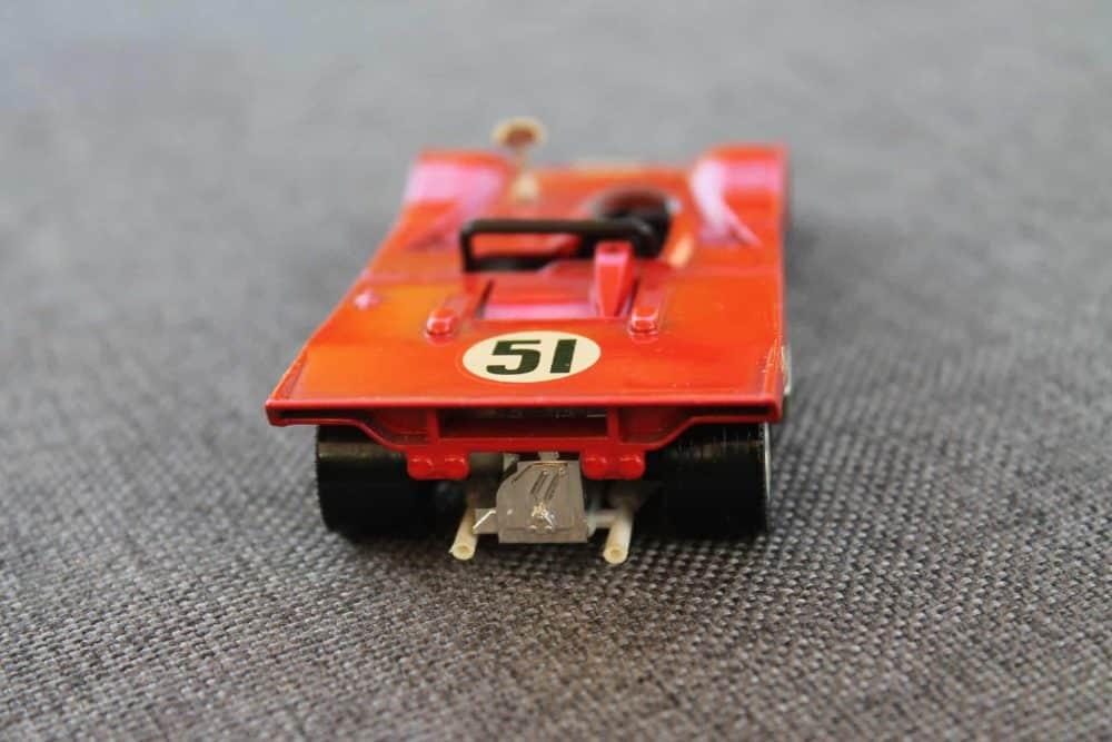 Solido Toys 194 Ferrari 312 PB-back