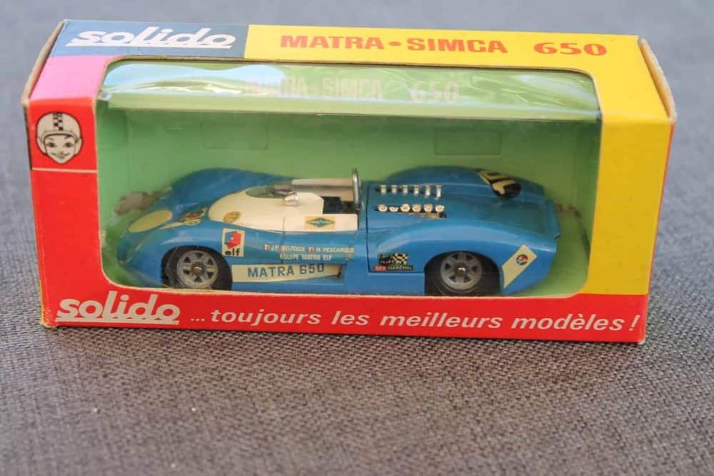 Solido Toys `78 Matra Simca 650