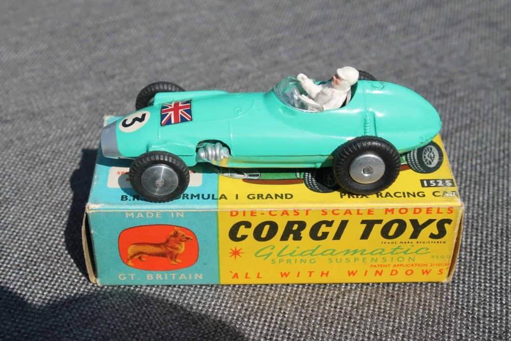 Corgi Toys 152S B.R.M. Formula 1 Grand Prix