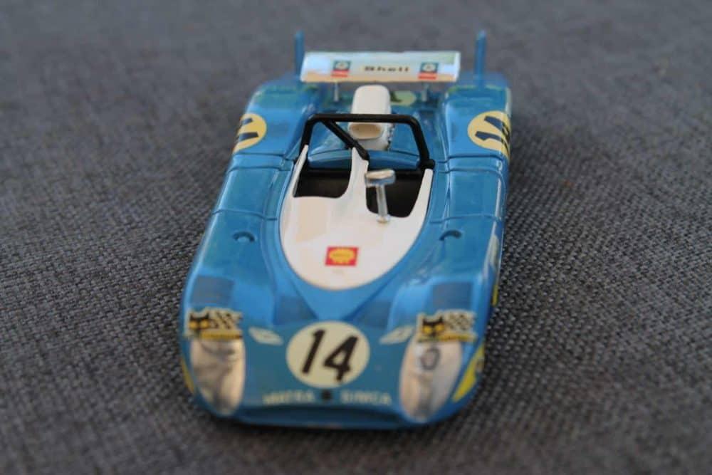 Solido Toys 014 Matra 670-front