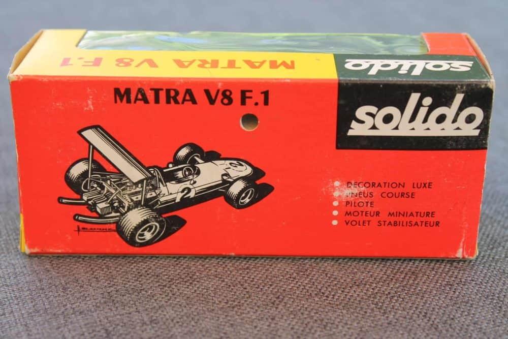 Solido 173 Matra V8 F.!-boxback