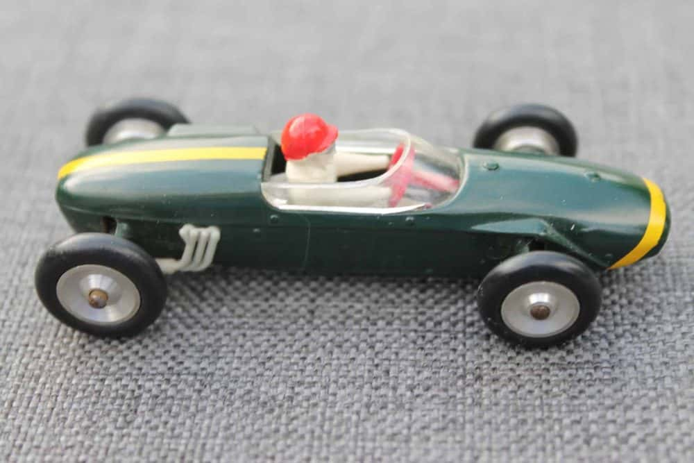 Solido Toys 136 Lotus F1-side