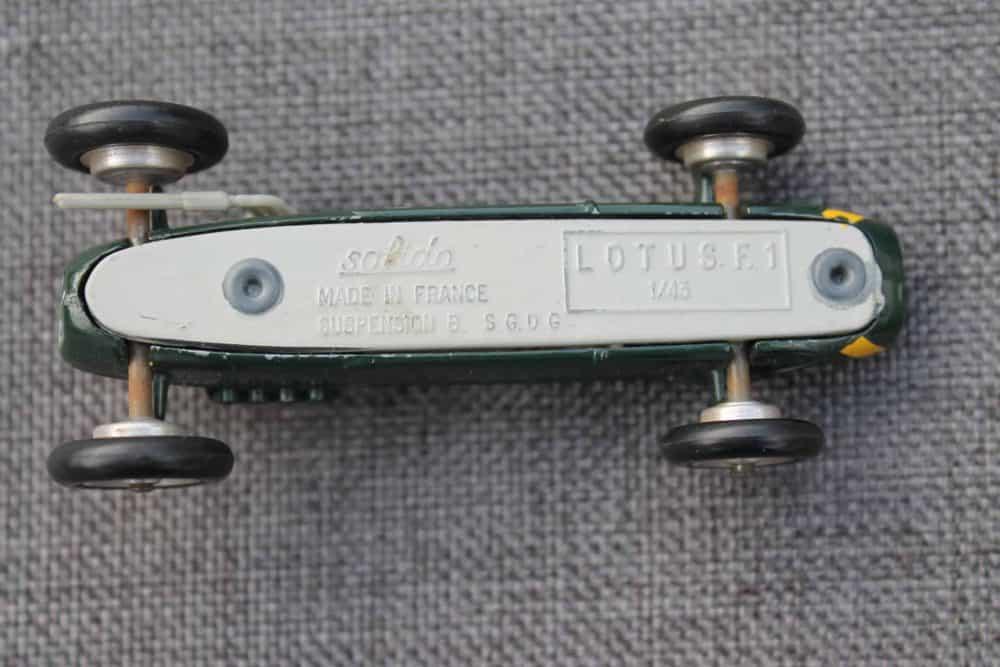 Solido Toys 136 Lotus F1-base