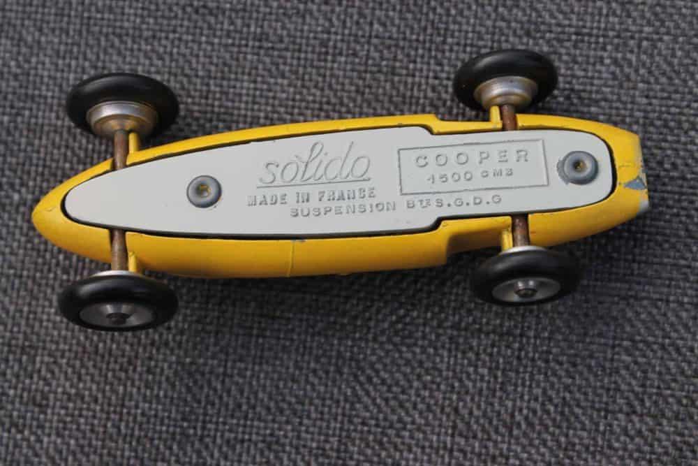 Solido Toys 116 Cooper F1