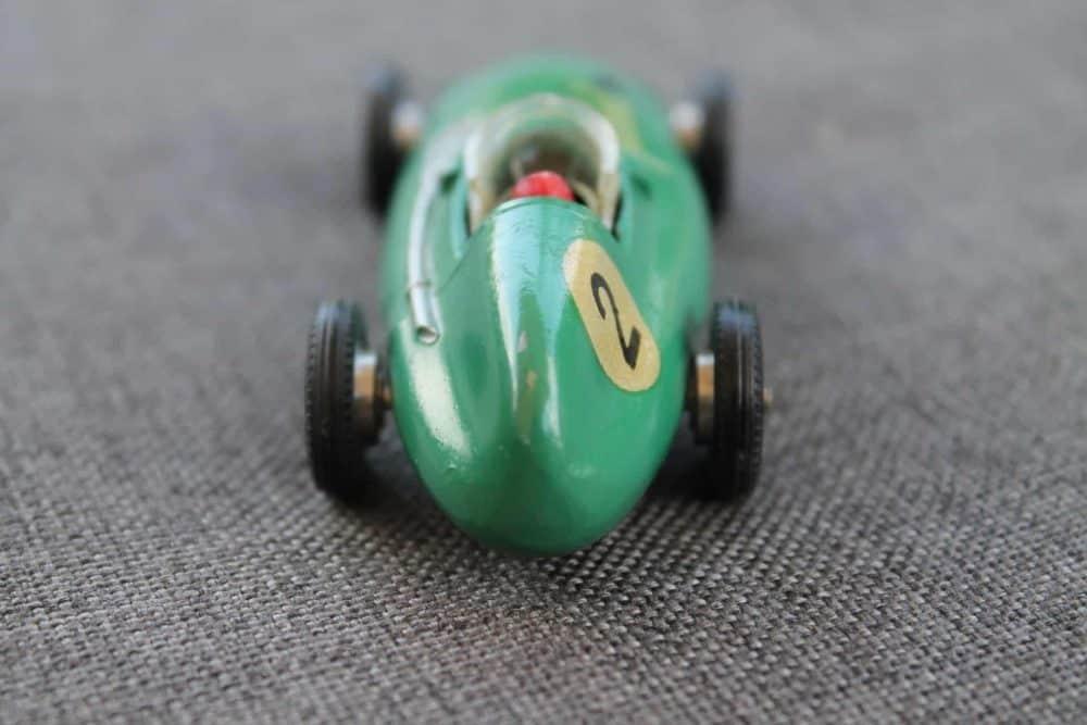 Solido Toys 104 Vanwall F1-back
