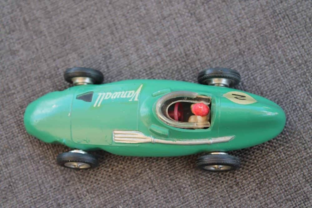 Solido Toys 104 Vanwall F1-top